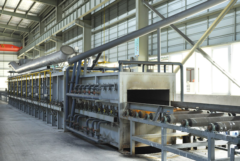 Annealed furnace