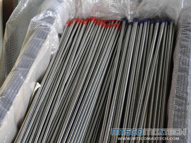 304L/316L Bright Annealed Tubing, Seamless Tubing, BA-1-0008
