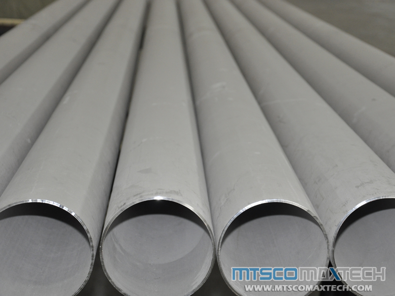 Industrial Pipe Supplier ASTM A312 Grade304/316/321 Bevelled/Plain Ends, IP-1-0007