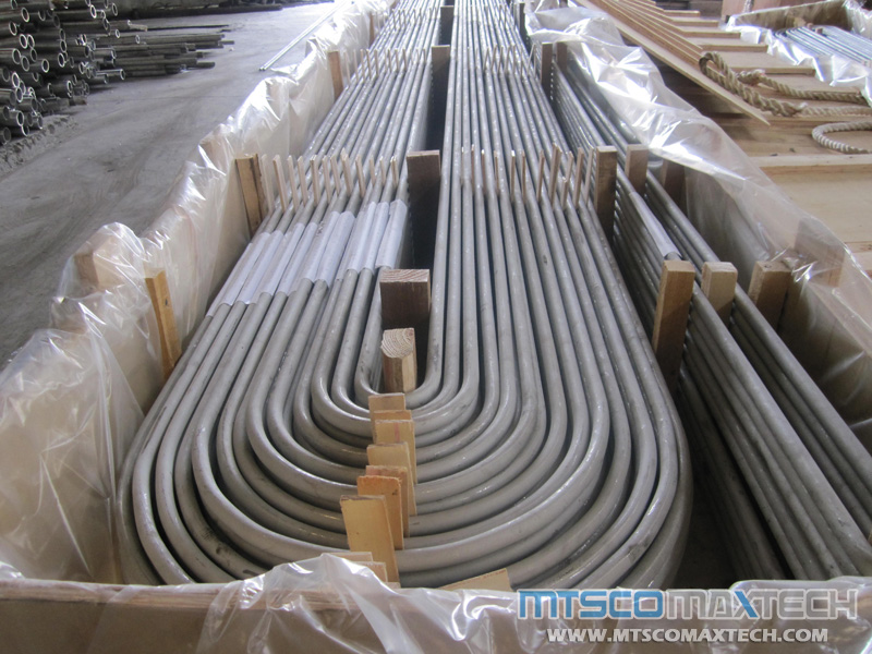 TP316L U Tube for Heat Exchanger and Boiler, HE-1-0010