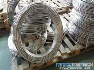 1/4 inch Seamless Bright Annealed Coiled Tubing