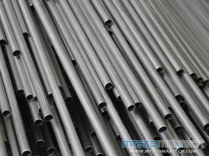 1 Inch Pickled Stainless Steel Heat Exchanger Seamless Tube DIN1.4301