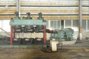 Straightening machine set