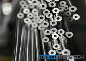 1 / 4 Inch Sch40 ASTM A789 F53 Annealed & Pickeled Duplex Steel Tube