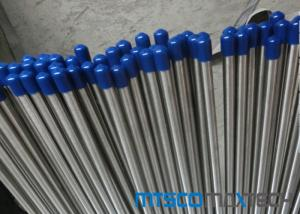 20SWG 1 / 2 Inch S32750 / S32760 Small Diameter Duplex Steel Tube