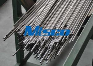 26.7*2.87mm ASTM A213 Stainless Steel Straight Seamless Heat Exchanger Tube