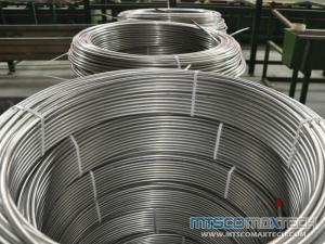Stainless Steel Seamless 3/4 inch Small Size Coiled Tubing