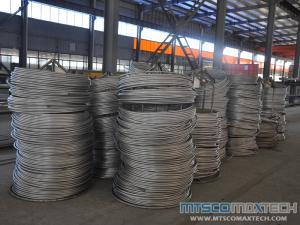 316L/304L ASTM A269/ASME SA269 Seamless Coiled Tubing