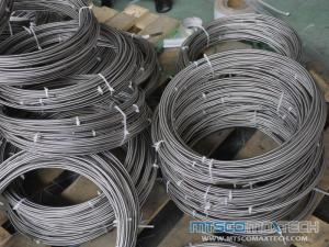 3/8 inch X 0.035 inch TP304 BA Seamless Coiled Tube
