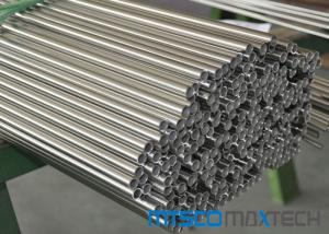 3 / 4 Inch Sch40s Precision Stainless Steel Tube, TP347 / 347H Seamless Tube
