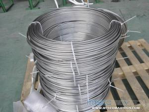 12.7MM Seamless Bright Annealing Control Line Tubing In Oil and Gas