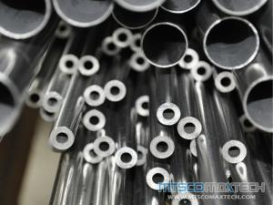 AISI 304 Seamless Stainless Steel Bright Annealed Round Tube