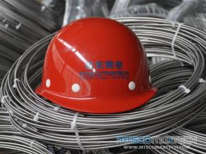 ASTM A213/A269 TP304H 1 inch Bright Annealed Coiled Tubing Manufacturer