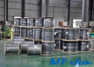 ASTM A269 TP304L Stainless Steel Super Long Coiled Tube For Control Line