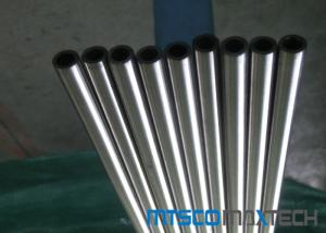 ASTM A213 TP304 / 304L Stainless Steel Bright Annealed Welded Tubing For Oil And Gas