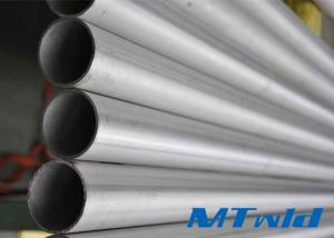 ASTM A269/ASME SA269 ERW Stainless Steel Welded Tube In Oil And Gas Industry