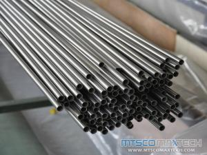 ASTM A269 1/2 inch Bright Annealed Cleaned Tube Seamless