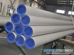 ASTM A269 5 Inch Cold Drawing Annealing Seamless Pipes