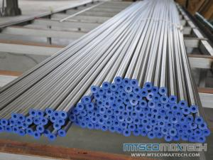 ASTM A269 TP304 Seamless Bright Annealed Hydraulic Line Tube