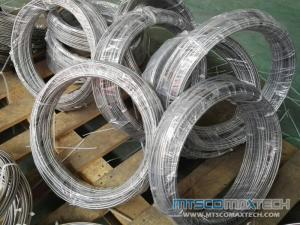 ASTM A269 TP316L 1 inch Seamless Coiled Tubing