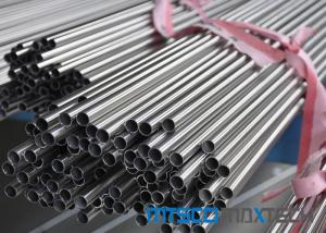 ASTM A269 / A249 TP316 / 31600 Stainless Steel Seamless / Welded Tube For Oil And Gas