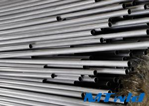 ASTM A269 / ASME SA269 TP316Ti ERW Stainless Steel Welded Tube For Food Industry