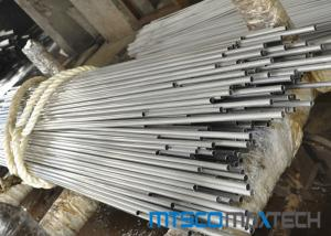 ASTM A269 / ASTM A213 Stainless Steel Straight Heat Exchanger Tube For Fuild And Gas