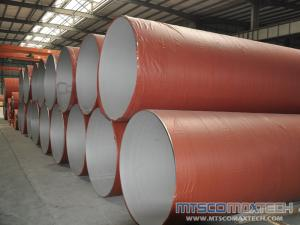 ASTM A312 TP304L Stainless Steel Welding Pipe