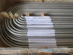 ASTM A312 TP316L Stainless Steel Boiler Seamless U Tube