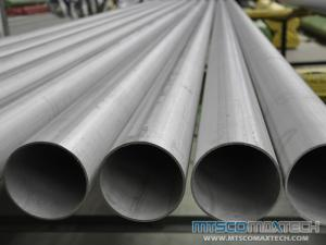 ASTM A358 TP316L Welded Stainless Steel Industrial Pipes