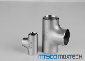 ASTM A403 Stainless Steel Pipe Fitting, Reducing Tee