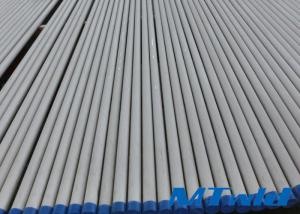 ASTM A789 SAF2507 / 2205 Duplex Stainless Steel ERW Welded Tube