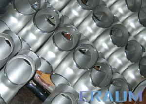 ASTM B366 Alloy 600 / UNS N06600 Nickel Alloy Equal & Reducing Tee