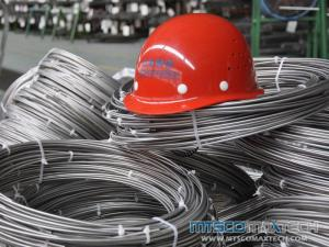 Bright Annealed Stainless Steel Coiled Tubing Seamless Tubing
