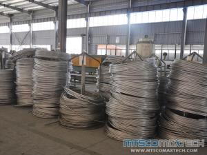 Chemical Injection Coiled Tubing ASTM A213 TP316L Seamless High Precision Tube