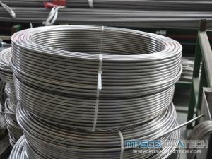 ASTM A213/A269 Coiled Used In Chemical Injection Systems