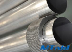 DN80 88.9mm 1.4306 / 1.4404 ERW / EFW Stainless Steel Welded Pipe