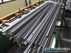 Heat Exchanger Tube SS304 Seamless Tube Plain Ends