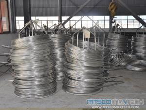 Heating Tubing Line Stainless Steel Seamless High Quality