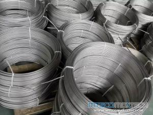 High Quality Stainless Steel 316L/304L ASTM A269 Coiled Tubing