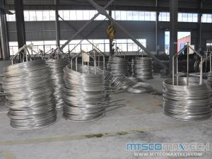 High Quality Stainless Steel Bright Annealed Long Tubing In Coil