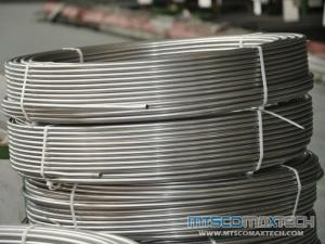 Super long Bright Annealed ASTM A269 Stainless Steel Coil Tube with no Joints