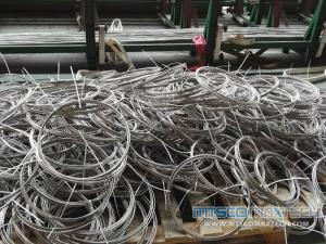 Manufacturer of Stainless Steel Seamless Coiled Tube Bright Outside