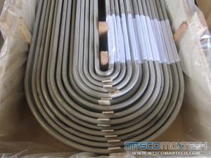 Manufacturing Stainless Steel Heat Exchanger 304L U Tubing
