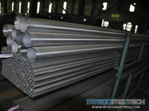 Plain Ends DN 100 SCH 10S TP316L Welding Round Pipes