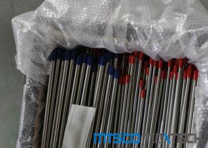 S30908 / S31008 Stainless Steel Precision Tubing Cold Rolled With Bright Annealed Surface