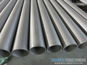 S32205 4 Inch Duplex Steel Pipe In Fluid And Gas Transportation