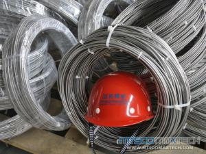 TP316L 1/4 inch Seamless Bright Annealed Tubing in Coil