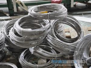 Stainless Steel Bright Annealed Seamless Coiled TubingInch