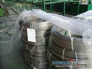 Stainless Steel Seamless Electric Heat Tubing ASTM A213/A269 TP304L/TP316L/TP317L